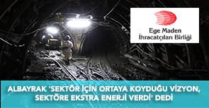 Maden, Antalya, EMİB, Mevlüt Kaya, Çalıştay, Enerj