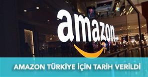 Amazon, Online alışveriş platformu, Türkiye, 2018