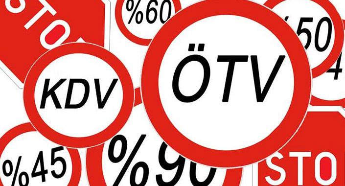 KDV, ÖTV ve tapu harcı hakkında düzenleme