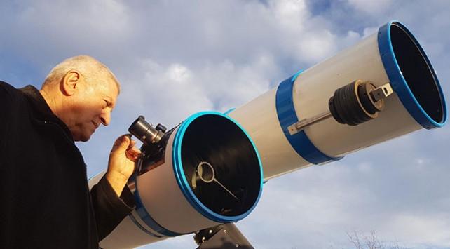 Astro Cumali Uzay Gözlemevi eğitimlere başlıyor