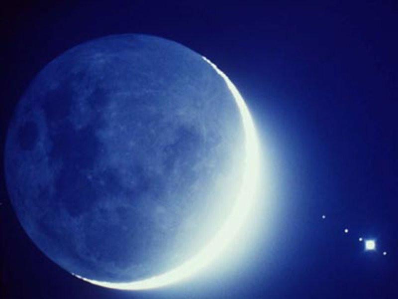 gökyüzünde süper mavi ay seyredilecek