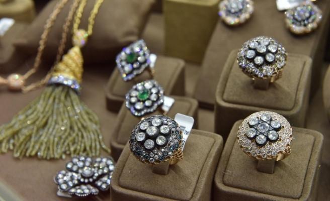 Tüm zamanların en yüksek aylık ihracatı mücevherde
