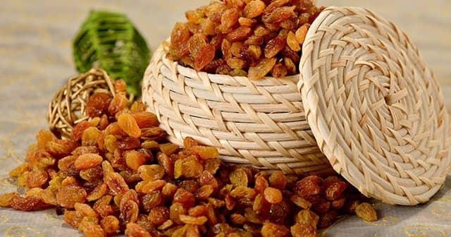 110 ülkeye kuru üzüm ihracatı yapıyoruz
