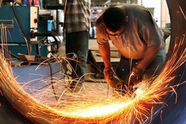 Sanayi üretiminde ilk çeyrek büyüme yüzde 7 üzeri