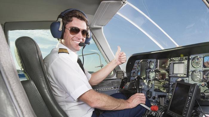 THNnin hedefi pilotların türk olması