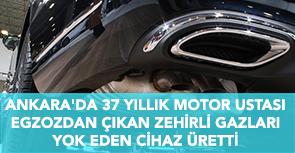 Ankara,motorlu araçlar,Egzoz