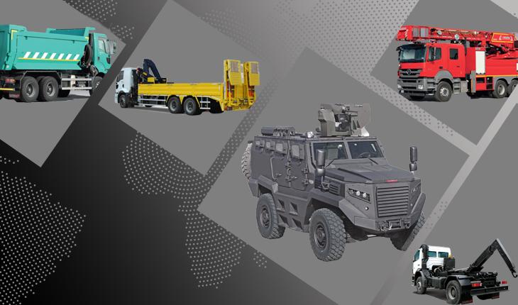 Savunma sanayi ve araç üstü ekipmanda başarı öyküs