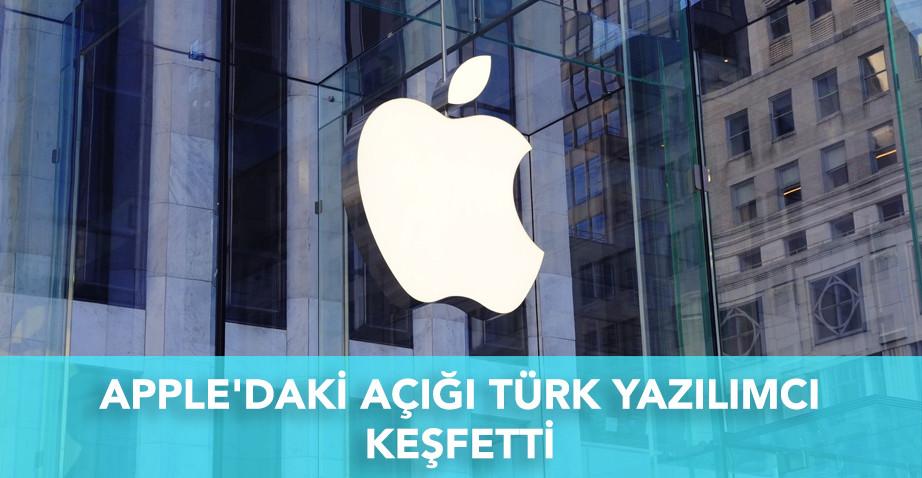 Türk yazılımcı, Apple, Mac, root, High Sierra