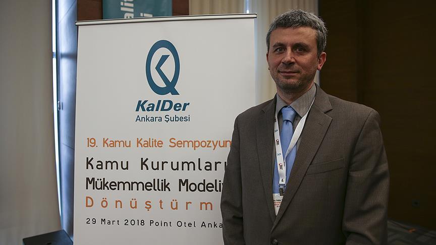EFQM Mükemmellik Ödüllerinin sayısı Türkiyenin kan