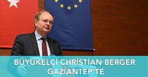 Berger, Gaziantep,Büyükşehir Belediye Başkanı Fat