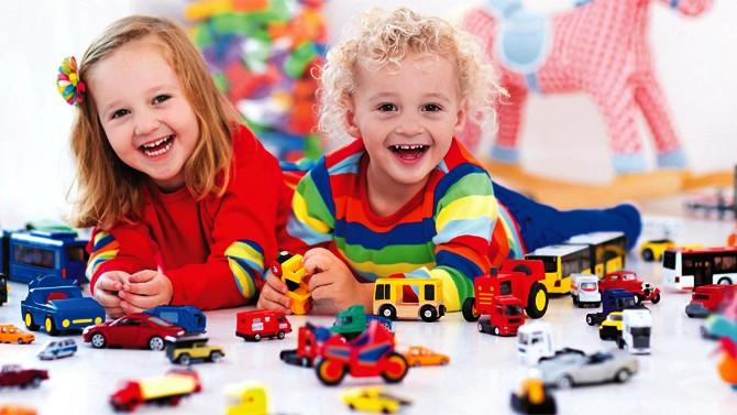 4 milyon çocuk sağlıksız oyuncaklardan kurtarıldı