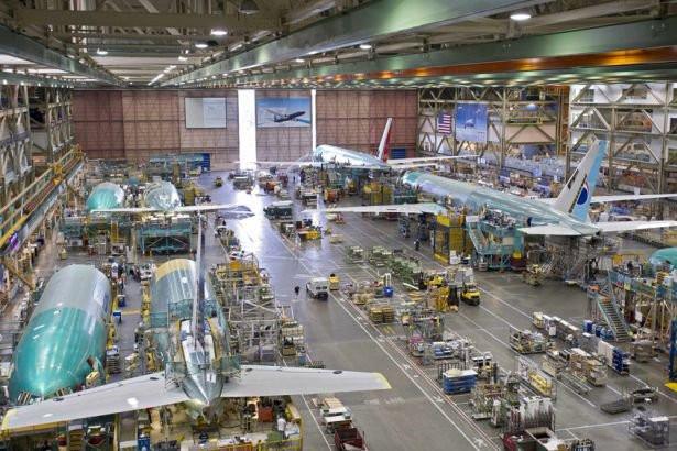 Hava aracı üretim projelerinde iş birliği