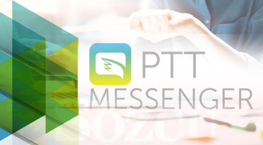 Haberleşmede PTTMessenger daha güvenli
