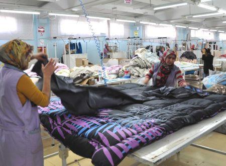 Teşvik kapsamına tekstil ve konfeksiyon yatımlarıd