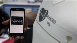 Kalp ritmini ölçen akıllı tişört geliştirildi