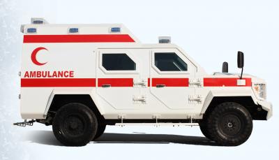 Zırhlı Ambulans