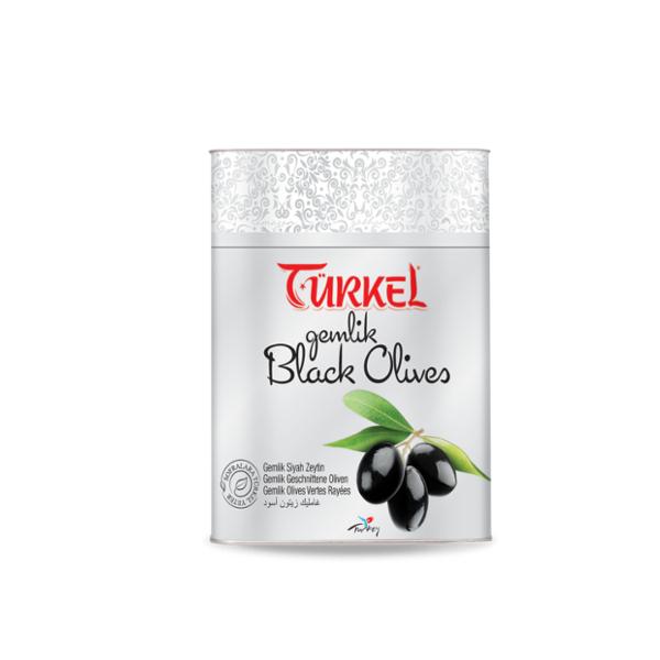 Gemlik Siyah Zeytin 10 kg