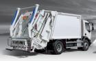 Hydraulic Compressed Waste Vehicle