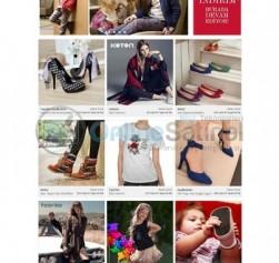 Moda Tekstil Ürünleri Satışı için E-ticaret Sitesi Paketi